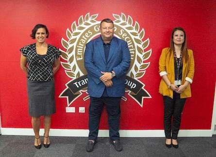 Transguard Group Awarded Dubai Chamber CSR Label